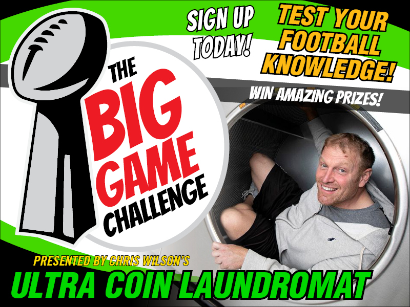 Win Amazing Prizes! - Test Your Football Knowledge.