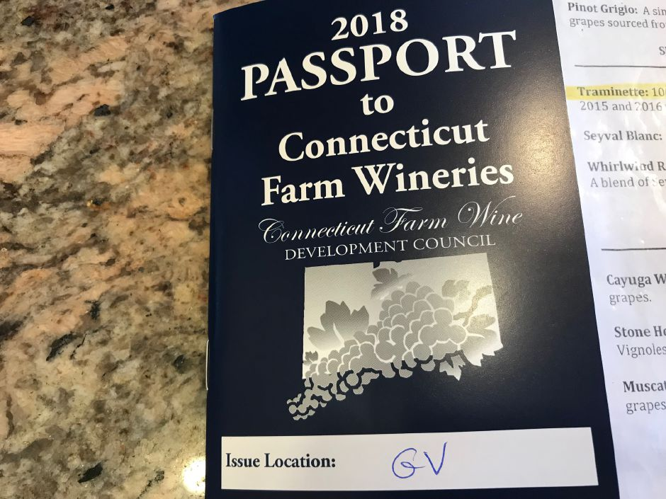 Gouveia Vineyards, 1339 Whirlwind Hill Rd, Wallingford. |Ashley Kus, Record-Journal