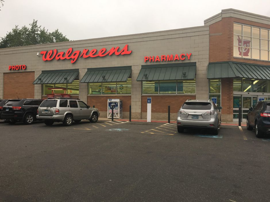 June 2017: Walgreens currently occupies the old Stop and Shop location. | Lauren Takores, Record-Journal
