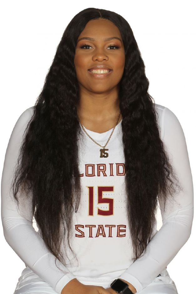 Meriden native and Capital Prep grad Kiah Gillespie, a senior forward at Florida State, was named player of the week by the ACC and espnW after leading the Seminoles to victories over No. 5 Louisville and Virginia. | Florida State University photo