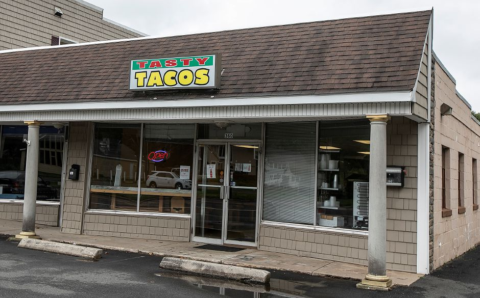 Hashtag Tacos, a new Mexican eatery at 360 Main St., Yalesville, Thurs., Sept. 12, 2019. The business serves appetizers, platters and a variety of tacos. Dave Zajac, Record-Journal