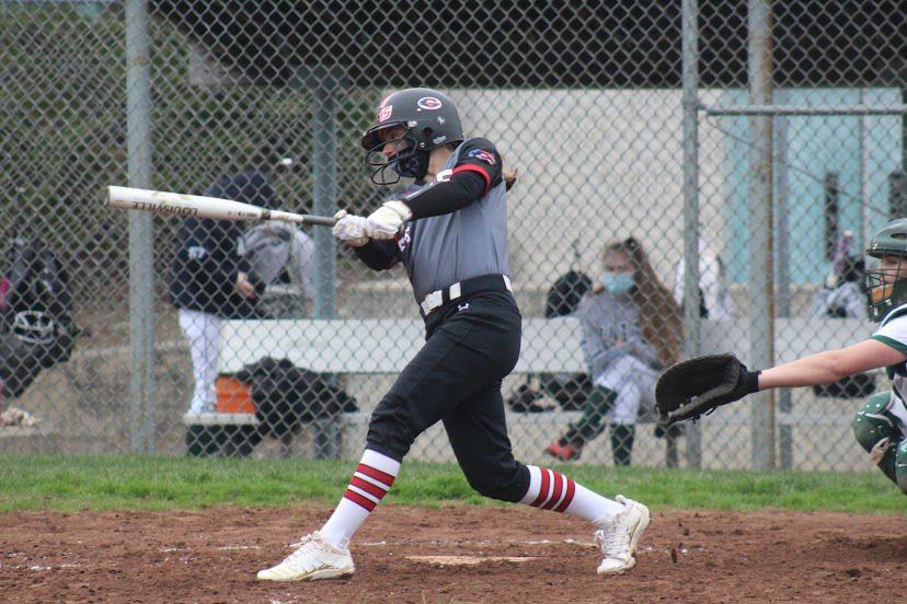 Ella Watson and the Cheshire Rams were unbeaten until falling 4-3 to Amity on Friday in Woodbridge. Cheshire, ranked No. 4 in the state media poll, is now 14-1.