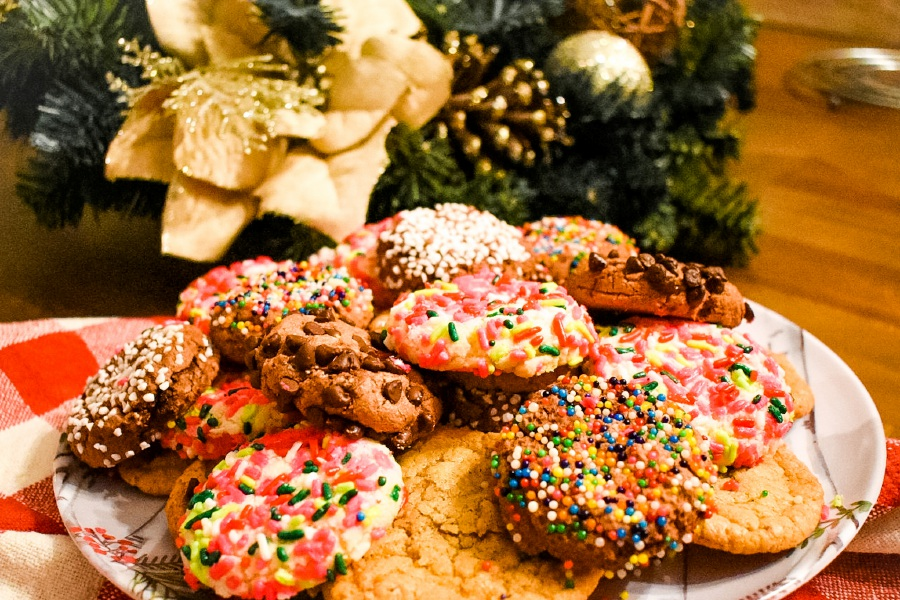 Holiday cookies. |Meaghan Penrod, special to Record-Journal