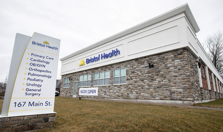 Bristol Health, 167 Main St. in Southington, Thurs., Feb. 13, 2020. Dave Zajac, Record-Journal