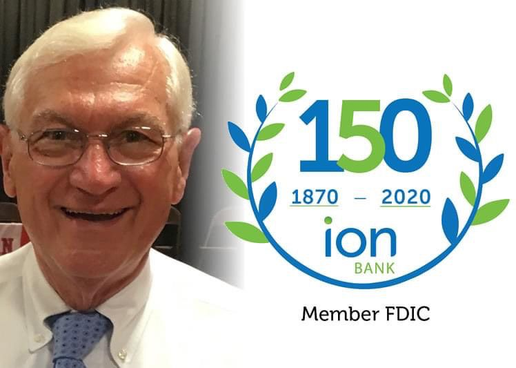 Working for Ion Bank in Naugatuck, Cheshire resident Sheldon Pollock, 82, received the 2020 District Director Award from the Connecticut District Office of the U.S. Small Business Administration. Submitted photo.