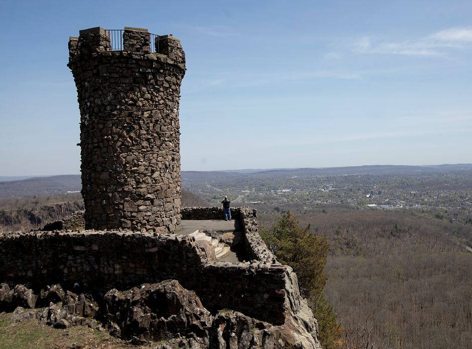Castle Craig in Meriden, Wednesday, May 2, 2018. Dave Zajac, Record-Journal