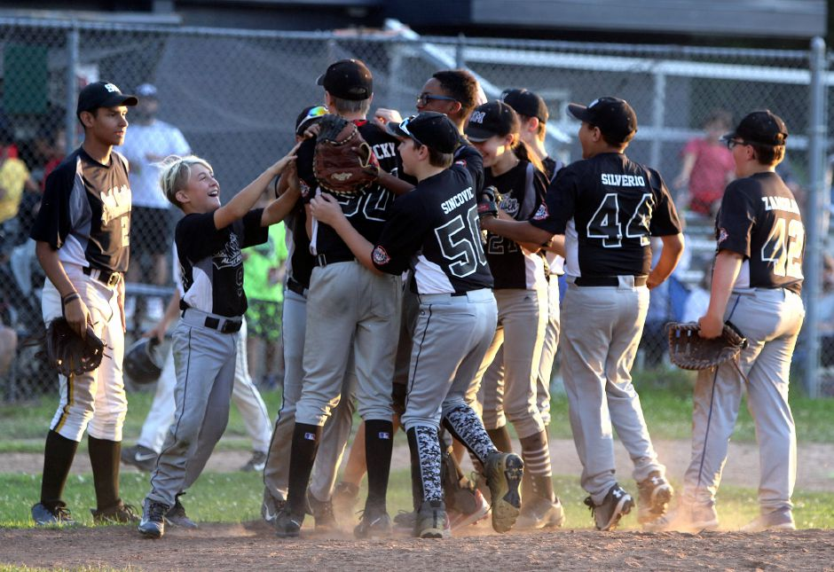 South Meriden won the 2019 Meriden City Series championship. The 2020 youth baseball season, delayed by the coronavirus pandemic, is expected to get off the ground this weekend as part of Phase III of Gov. Ned Lamont state reopening plan, which went into effect Wednesday. Aaron Flaum, Record-Journal
