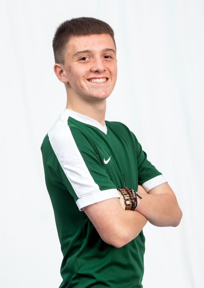 Ivan Bruce/ Maloney - 2019 All Record-Journal Boys Soccer