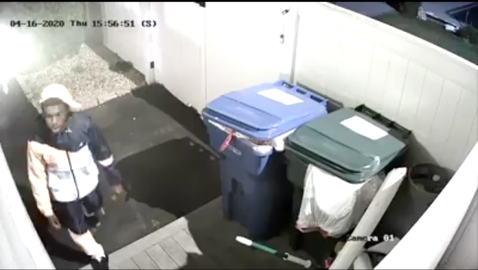 North Haven Police are asking the public to help identify several suspects in a burglary last week. | Video Courtesy North Haven Police Department