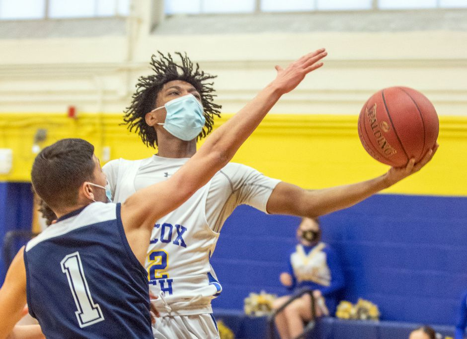 Wilcox Tech senior point guard Isaiah Thomas was the area's third-leading scorer this season with 18 points a game. He repeated as the Wilcox team MVP after leading the 11-4 Indians to the CTC Nutmeg Division final. Aaron Flaum, Record-Journal