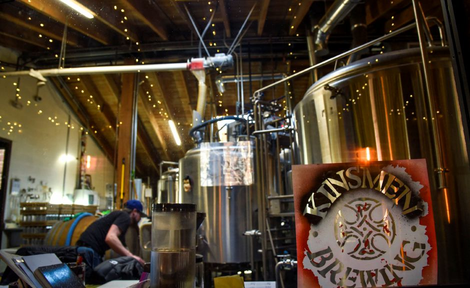 Kinsmen Brewing Co. in Southington on Jan. 15, 2020. | Bailey Wright, Record-Journal