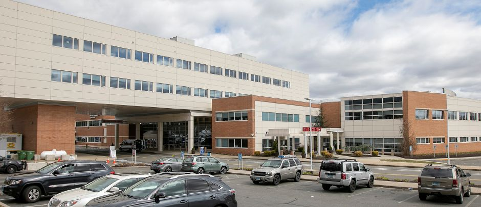 MidState Medical Center in Meriden, Tues., Mar. 24, 2020. Dave Zajac, Record-Journal