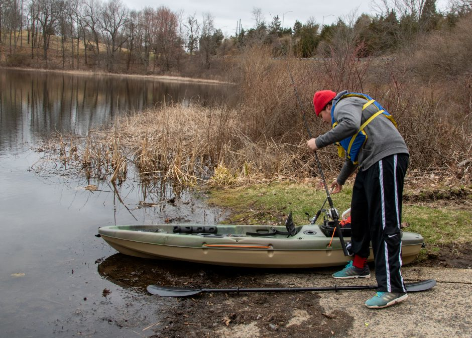 Trout Pond Open Christmas Day 2020 FISHING: In move to combat coronavirus, Connecticut opens season