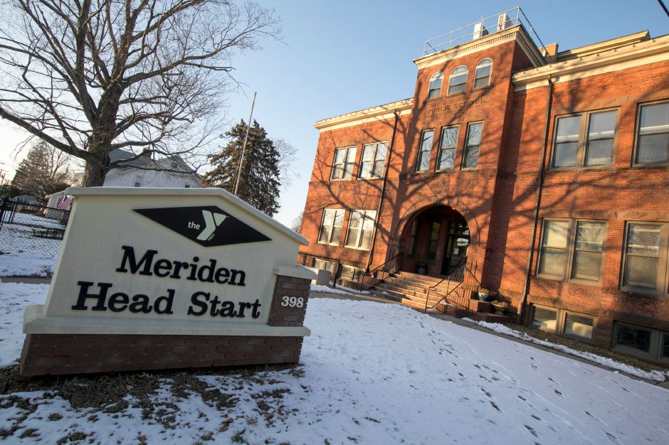 Meriden YMCA Head Start on Liberty Street in Meriden, Thursday, Jan. 18, 2018. Dave Zajac, Record-Journal