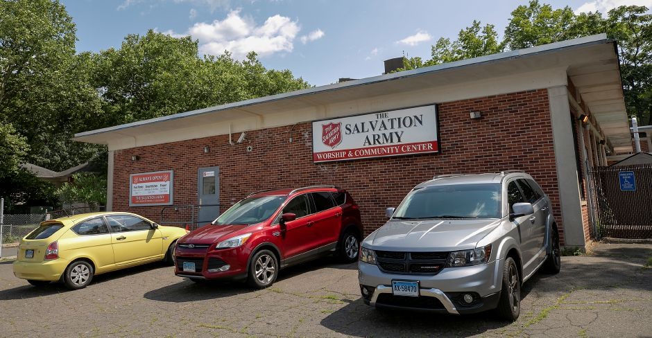 The Salvation Army, 23 St. Casimir Drive, Meriden.