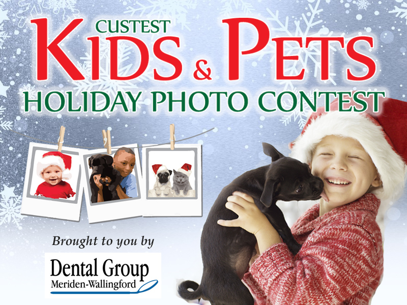 Submit Your Cutest Kids, Pets & Family Holiday Photos Now!
