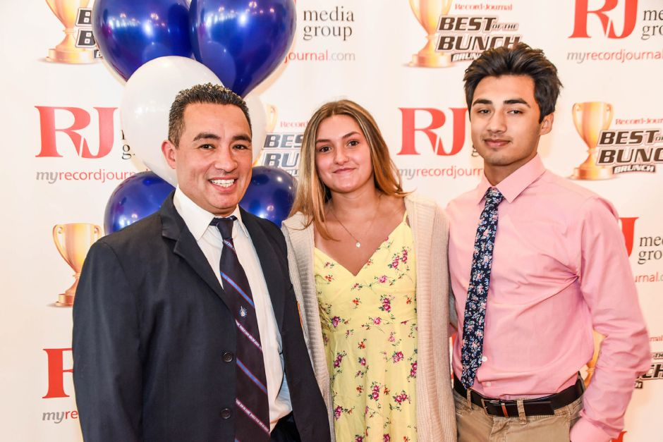 On the red carpet at the Best of the Bunch Brunch at the Aqua Turf June 24, 2018. | Jim McGovern, Special to the Record-Journal