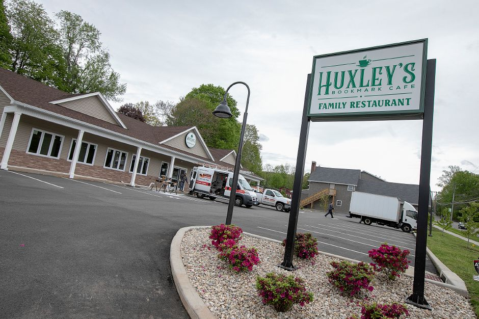 The new location of Huxley