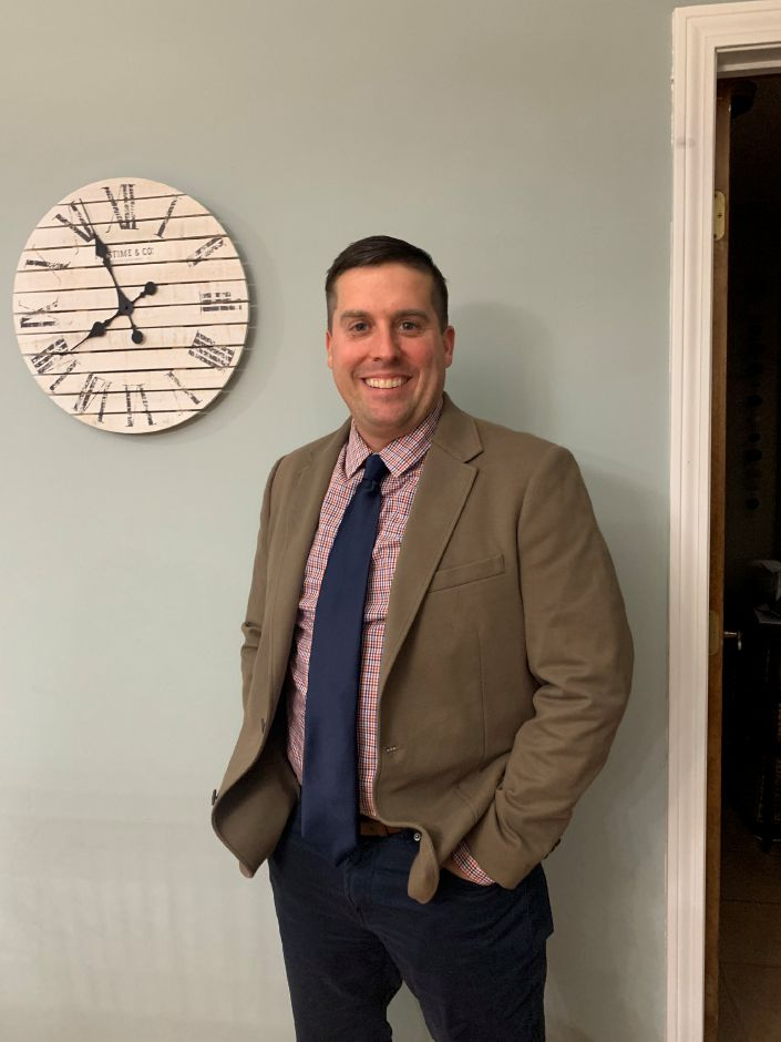 Steve Madancy, Southington assistant superintendent, was promoted Thursday to replace retiring superintendent Tim Connellan | Submitted by Steve Madancy