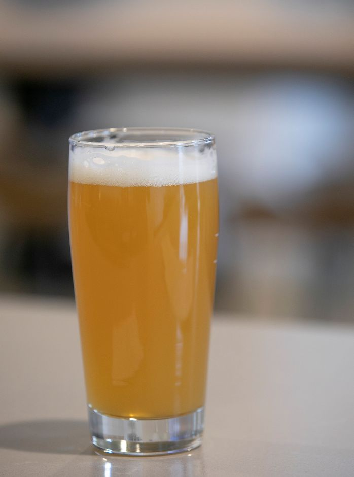 An Evil Twin IPA brewed at Twelve Percent Beer Project, 341 State St., North Haven, Fri., Jan. 31, 2020. Dave Zajac, Record-Journal
