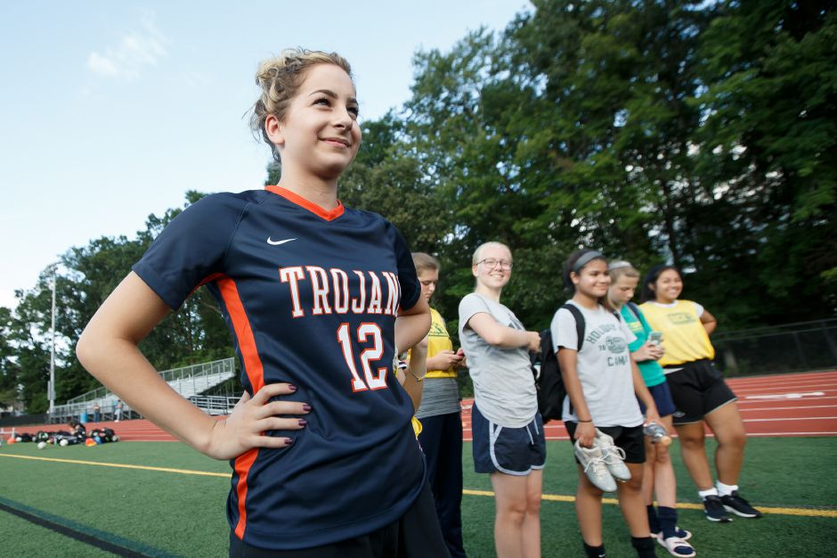 On Covid 19 And Pandemics A Stoic Perspective: SOCCER: Lyman Hall's Stowik Remains Stoic