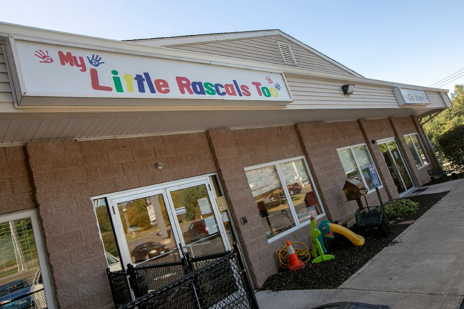 My Little Rascals Too daycare at 1850 West St., Southington. File photo.