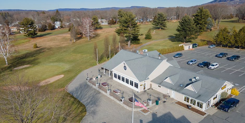 Southington Country Club, Mon., Jan. 25, 2021. Town officials are considering a development rights purchase for Southington Country Club, a $4.5 million deal that would prevent housing construction on the 90-acre golf course. Dave Zajac, Record-Journal