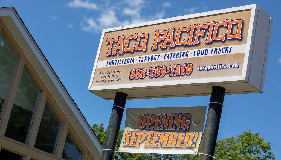 Taco Pacifico, 97 Chapel St., Yalesville.