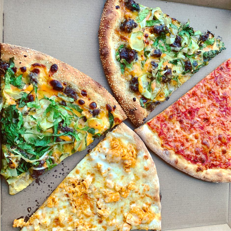 Plenty of pizzas to try in Meriden. |Lindsay Pytel, special to Record-Journal