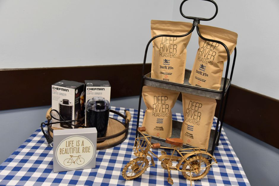 Deep River Roasters coffee available at Perfectly Prepared, Gourmet to Go in Cheshire, pictured on Wednesday, August 28, 2019. | Bailey Wright, Record-Journal